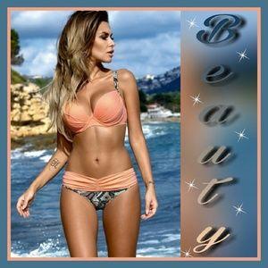 New Boho Festival Style Sexy Bikini Size Med
